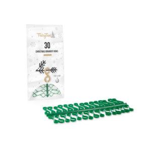 Set de ganchitos para las bombillas 30 piezas