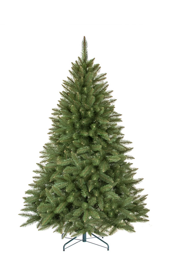 Rbol de navidad artificial picea natural fairytrees - Arbol artificial de navidad ...