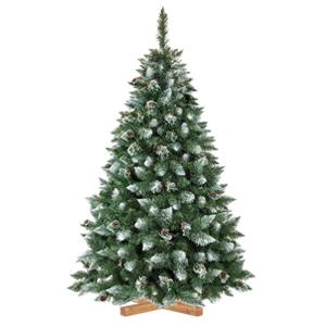 Árbol de Navidad artificial Pino Natural blanco nevado