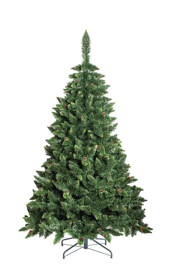 rbol de Navidad artificial Pino Natural Verde rboles de Navidad