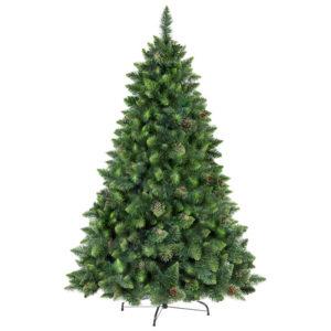 Árbol de Navidad artificial Pino Natural Verde