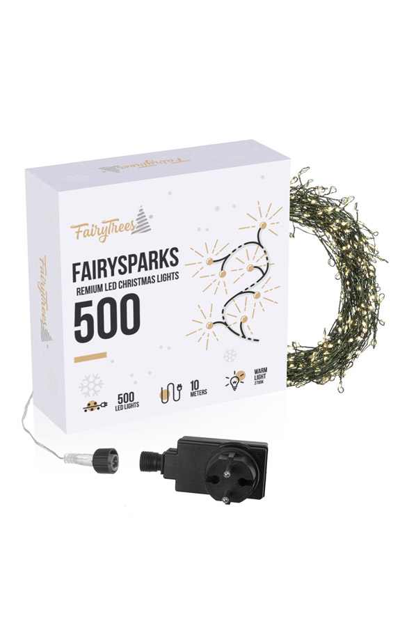 Lucecitas navidenas LED FairySparks 500